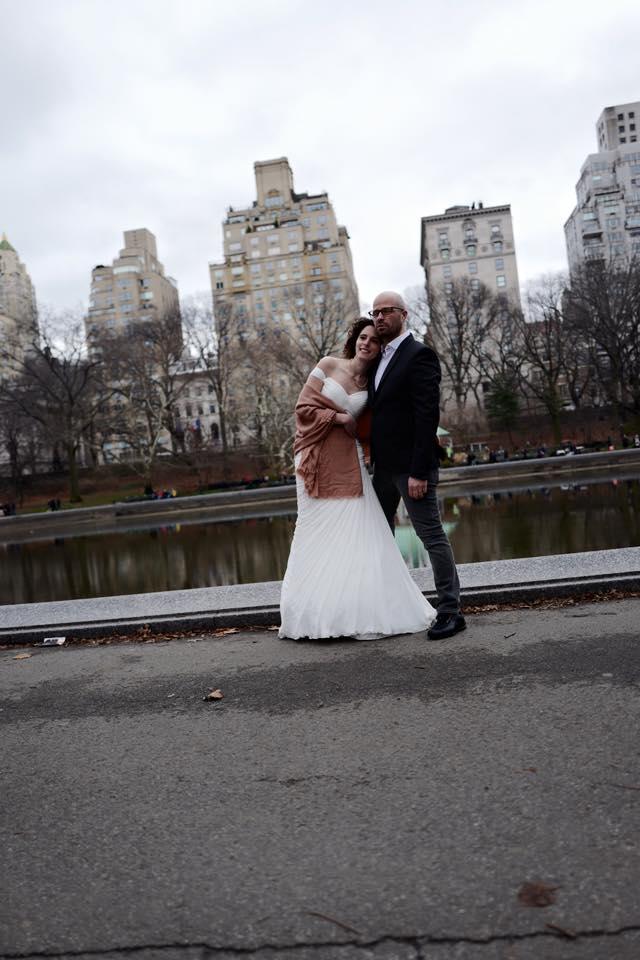 Mariage à New-York Céline et Nicolas