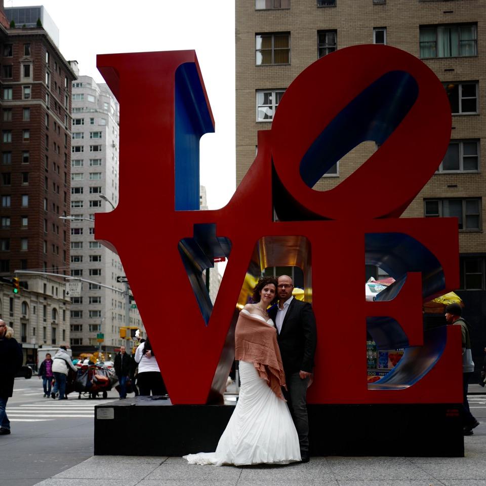 Mariage à New-York