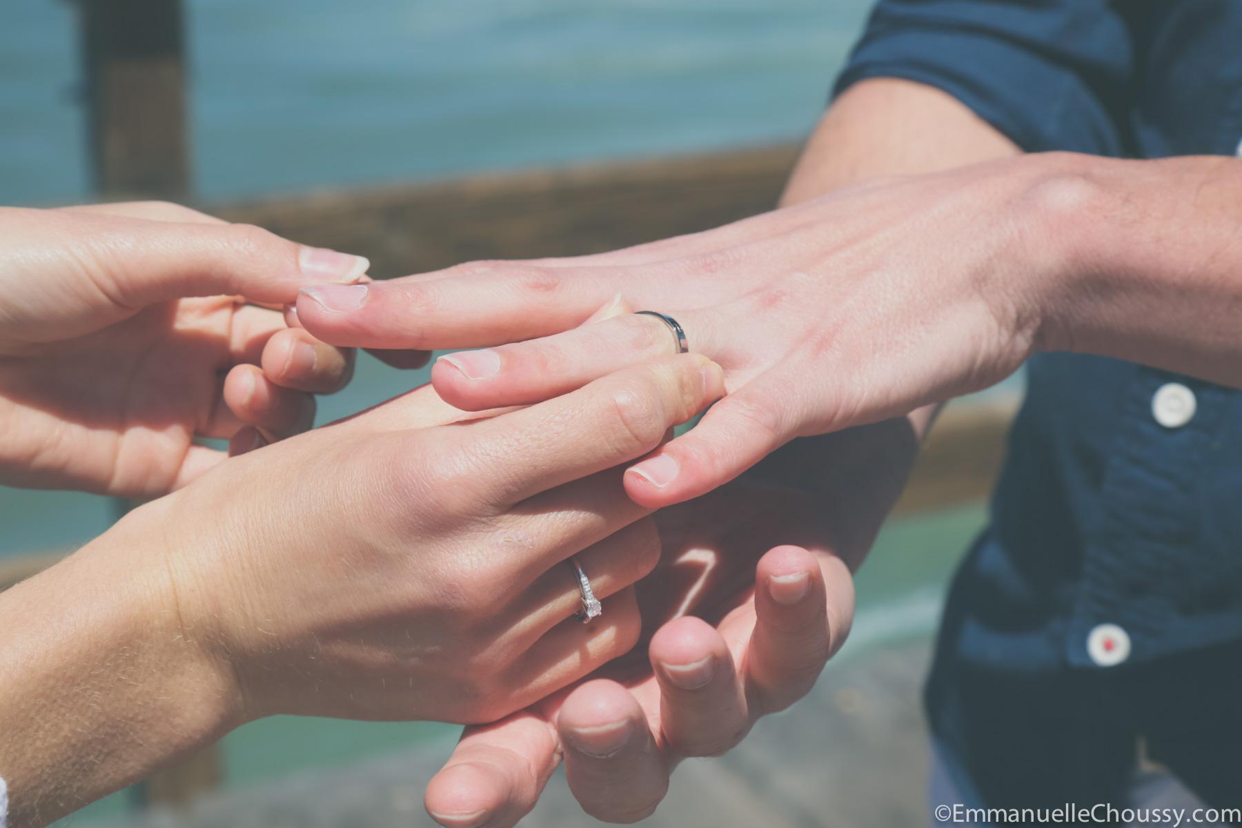Mariage à Los Angeles