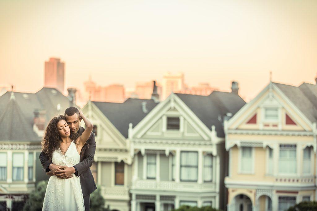 Mariage à San Francisco