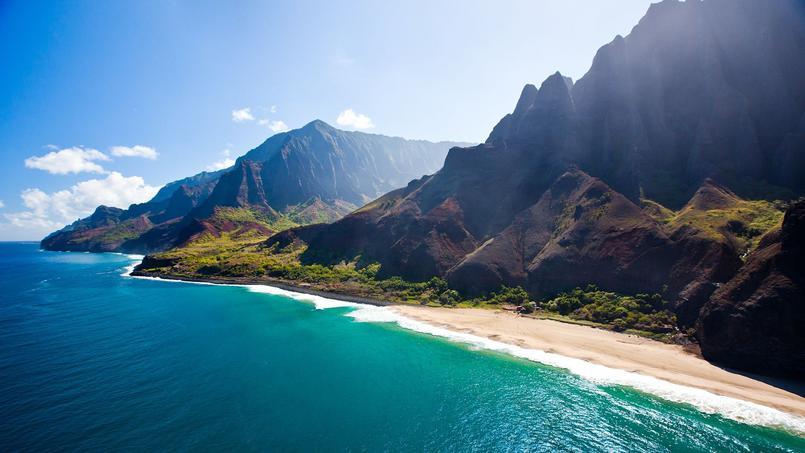 Mariage à Hawaï Agence Opaline©